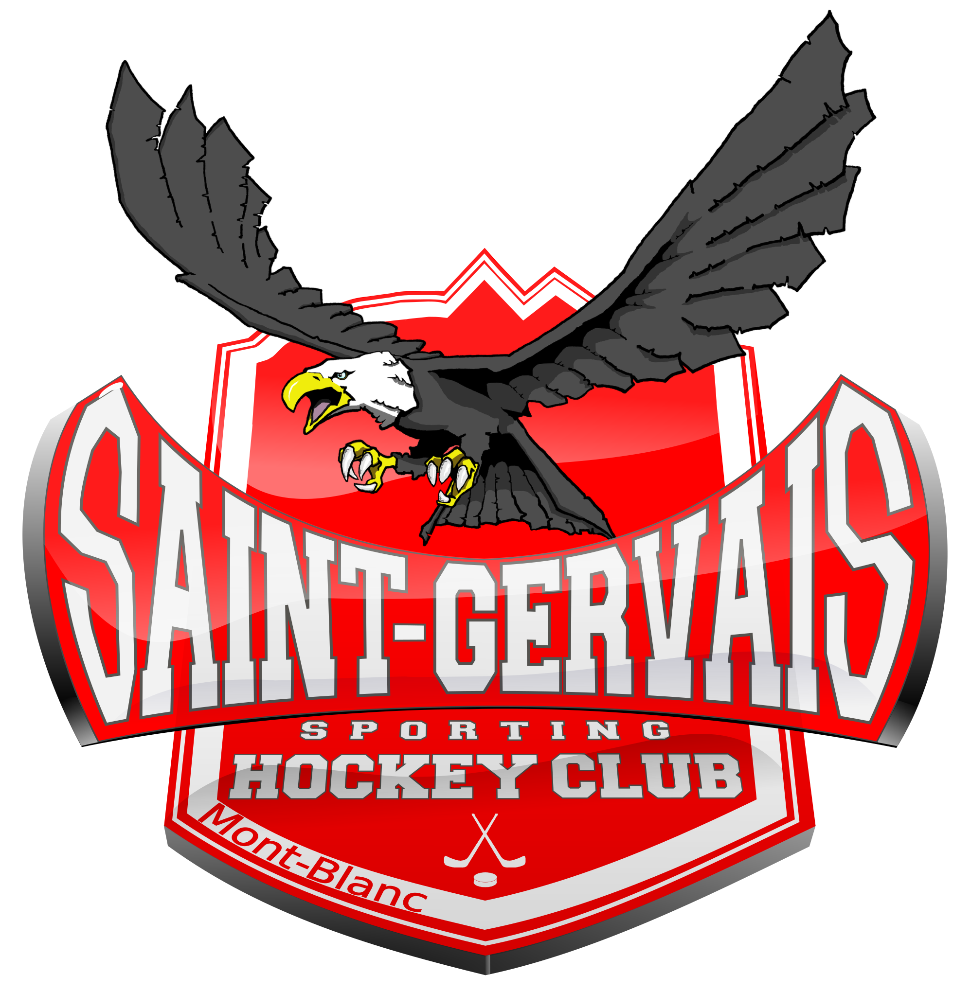 Logo Sporting Hockey Club Saint-Gervais